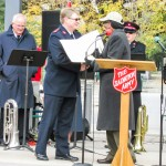 Today, November 13, 2014, Salvation Army Red Kettle Day.