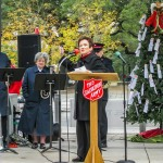 Salvation Army Baton Rouge Red Kettle Angel Tree Kick-Off 2014
