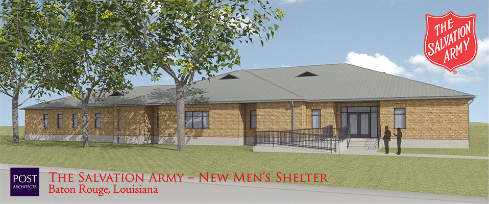 See the new and improved model for the men's shelter!