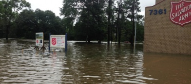 salvation army baton rouge flood