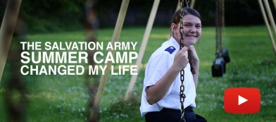 The Salvation Army Summer Camp