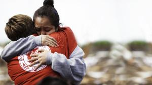 Disaster Hug