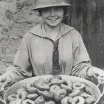 WWI - SStella Young Serving Donuts