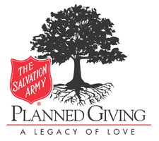 salvation army planned giving alm