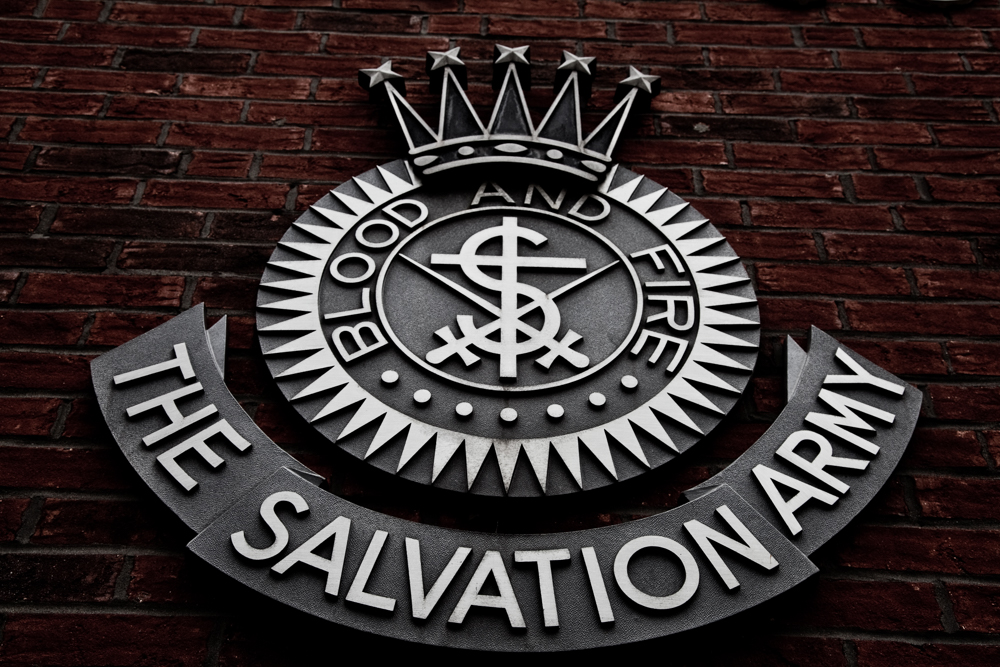 salvation army crest blood and fire