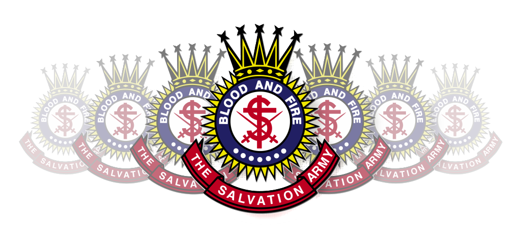 salvation army crest