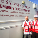 la floods ketcham salvation army volunteers