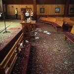 Salvation Army Hattiesburg tornado damage