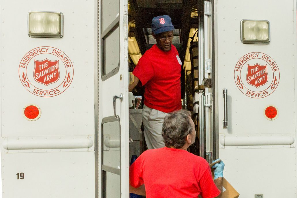 The Salvation Army Alabama Louisiana Mississippi Division Alm