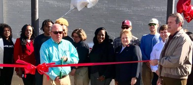 Cleveland Salvation Army Ribbon Cutting