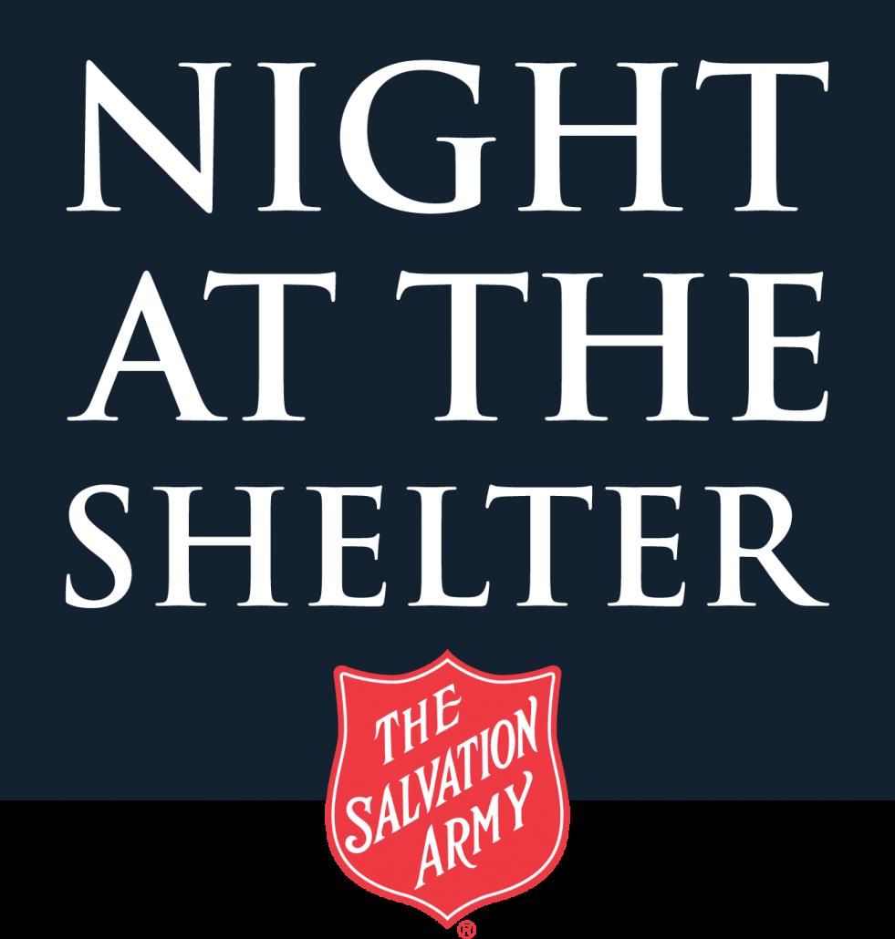 night at the shelter logo