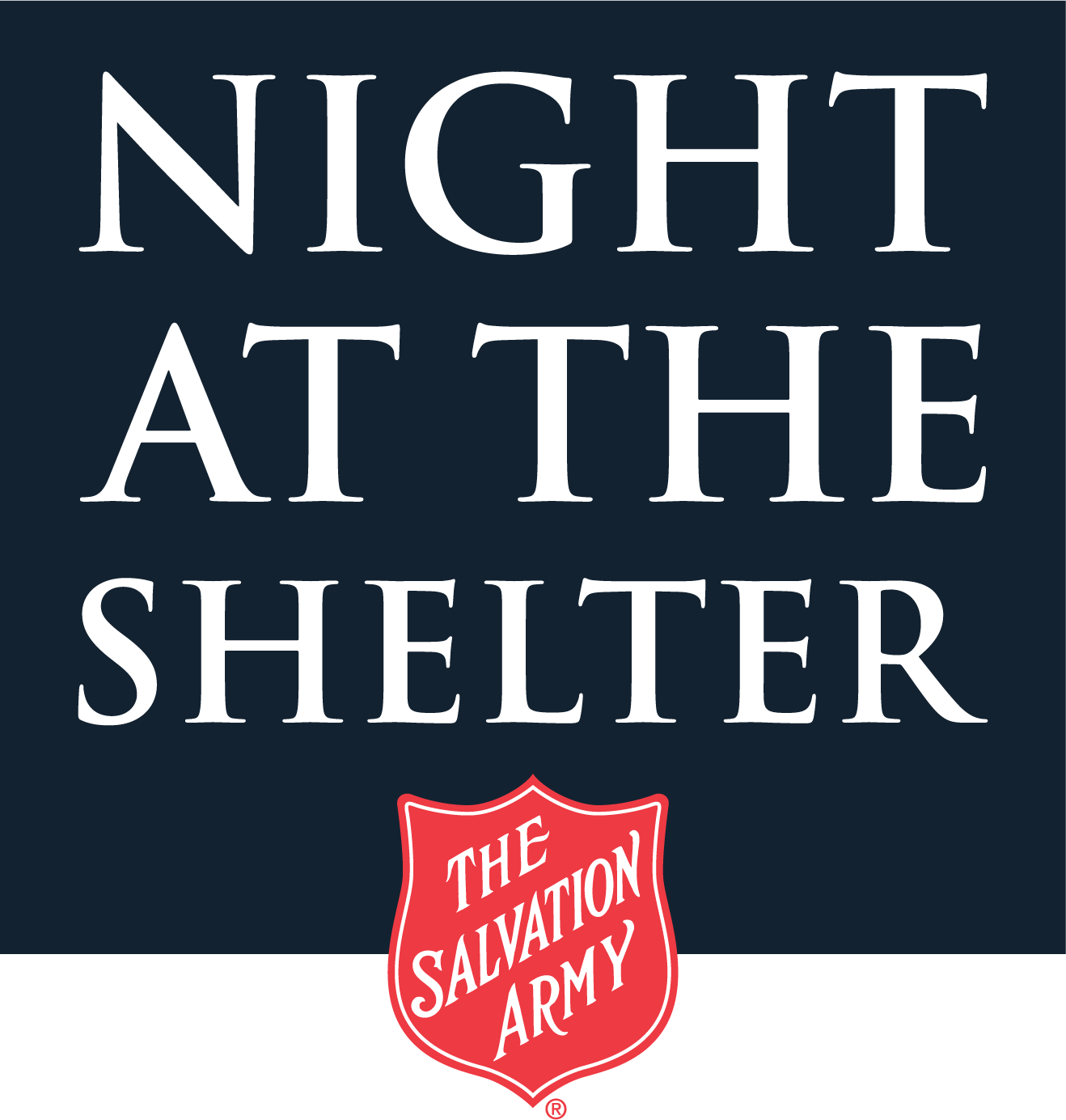 night at the shelter logo